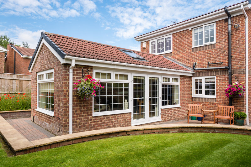 Tiled Conservatory Roofs Chesterfield Derbyshire Clear Conservatories Chesterfield Call 01246 912061